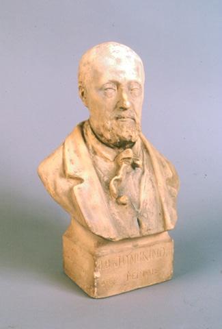 Buste de Jongkind 1871