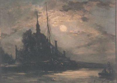 Port de Rotterdam - 1869