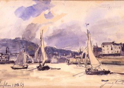 Honfleur 1863