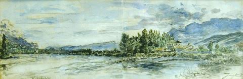 L'Isère 1882