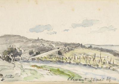 Clamart 26 mai 1864