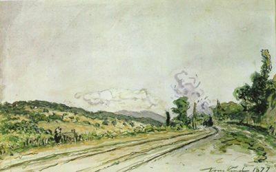 Jongkind précurseur de l'impressionnisme