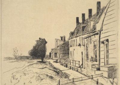 Scène de rue - 1862