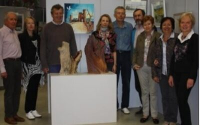 Plus d'une centaine d'artistes expose dans les pas de Jongkind